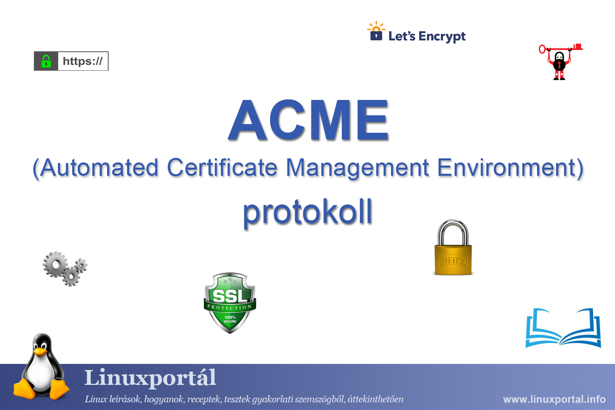 ACME (Automated Certificate Management Environment) | Linuxportál